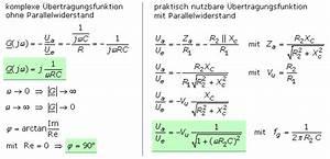Operationsverstärker Berechnen : integrierer und aktiver tiefpass mit operationsverst rker ~ Themetempest.com Abrechnung