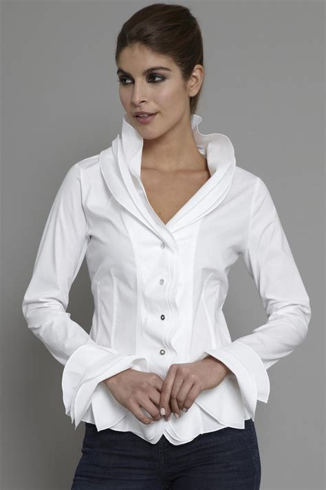 white blouse womens the shirt company the white shirt for