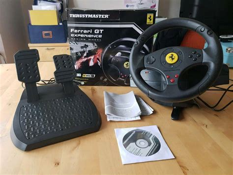 thrustmaster gt experience thrustmaster gt experience v 3 feedback racing