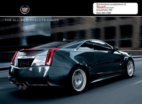 Rydell Chevrolet Buick Gmc Cadillac by 2011 Cadillac Cts Coupe In Grand Forks Nd Rydell