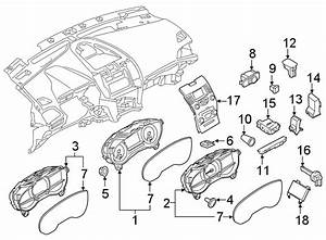 Lincoln Mkx Headlight Switch