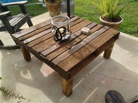 pallet patio table plans pallet ideas shows your aesthetic sense wooden