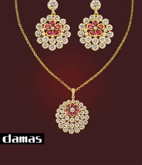 Damas 2018 Latest Jewellery Collection For Women With Price