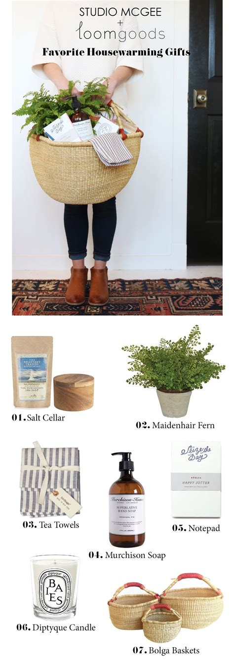 favorite housewarming gifts home decor