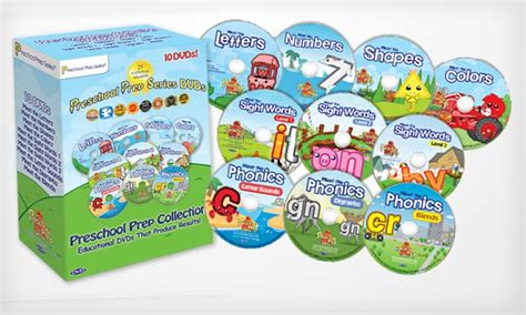 set of 10 preschool prep dvds set of 10 preschool prep 109 | c700x420