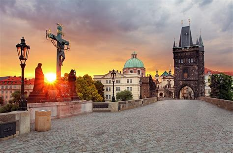 The Charles Bridge The Jewel Of Prague The Official