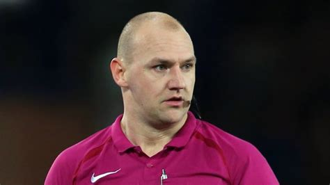 Bobby Madley: Ex-Premier League referee reveals 'dark joke ...