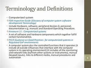21 Cfr Part 11 An Approach Towards Compliance
