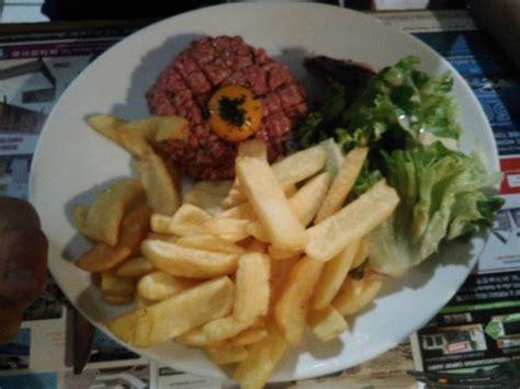 cuisine villefranche sur saone notre terrasse photo de restaurant le saladier