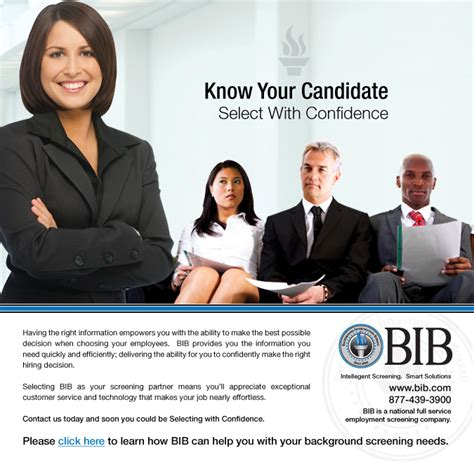 Background Investigation Bureau Find A Background Screening Company Bib Background