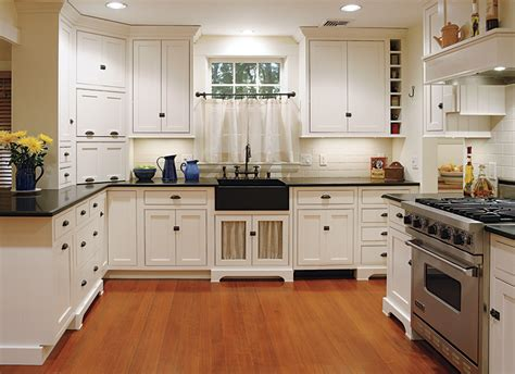 kitchens without islands kitchen views 3580