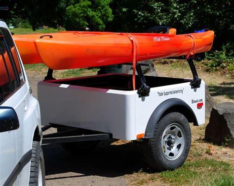 jeep kayak trailer dinoot kayak trailer 1 kayakfishing pinterest kayak