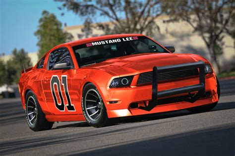 Should It Happen? A Ford Mustang General Lee Stangtv