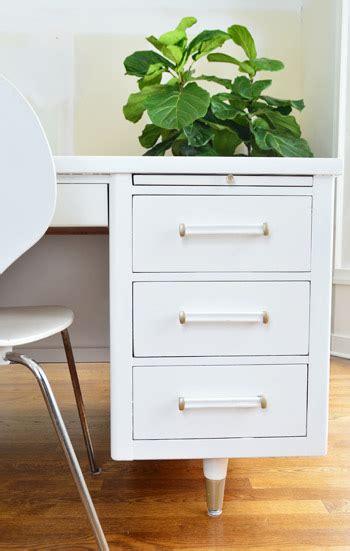 desk for craigslist updating a craigslist desk for our office house