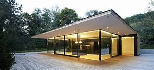 Modern Summer Retreat in Wood and Glass: Haus Hainbach