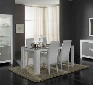 Conforama Table Et Chaise : ensemble table et chaise salle a manger conforama chaise ~ Dailycaller-alerts.com Idées de Décoration