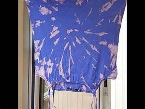 Tache De Javel : 1 diy tee shirt decolorer tache onde tumblr eau de javel youtube ~ Voncanada.com Idées de Décoration