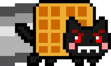 Evil Nyan Cat By Unkn0wnplayer On Deviantart