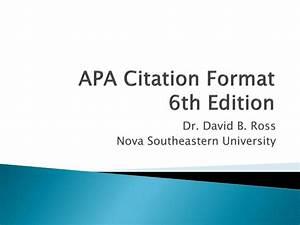 Apa 6th Edition Download