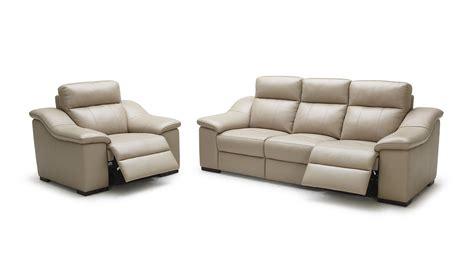 Beige Leather Sofa Set saffron modern beige leather sofa set