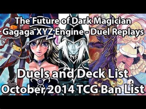 yugioh gagaga deck july 2014 spellbook magician deck dezembro 2014 december 2014