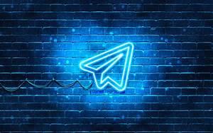 Telegram, Logo, Wallpapers