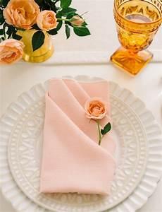 Pliage De Serviette En Tissu : 1001 id es cr atives de pliage de serviette pour mariage ~ Nature-et-papiers.com Idées de Décoration