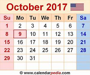 Month Printable Calendar Template ...