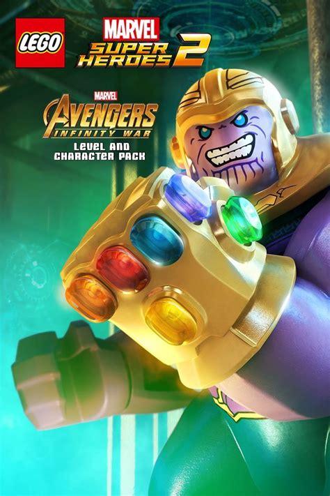 lego marvel super heroes  marvels avengers infinity