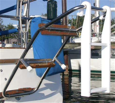 Boat Ladder Extension by Marine Electronics Boat Supplies Pumps