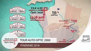 Tour Optic 2000 : itin raire 2018 du tour auto optic 2000 youtube ~ Medecine-chirurgie-esthetiques.com Avis de Voitures