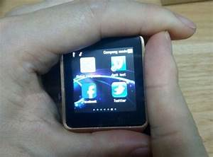 Fashion Style Bluetooth Android Smart Watch U8 Manual With
