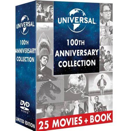 universal  anniversary collection limited edition
