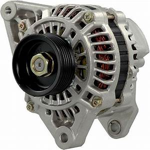 High Output Alternator Fits Infinity G20 2 0l 1999 2000 2001 2002 180amp New