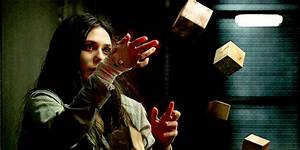 gifs quicksilver victor scarlet witch Captain America: The ...