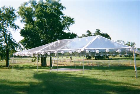 frame tents track tents quick peak tents pole tents  great southern  party  event