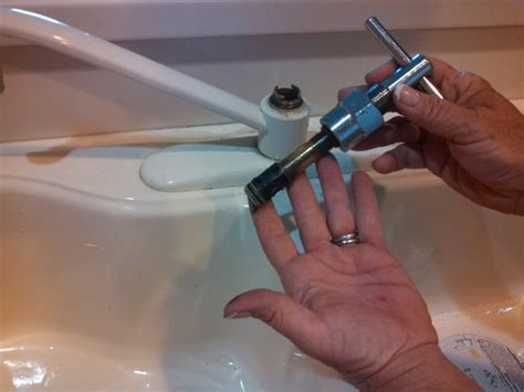 How to Change a Bad Moen Faucet Cartridge   You Don't Need