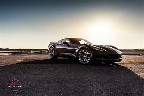 chevrolet  corvette  forged performance forged wheel