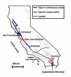 New Explanation For Slow Earthquakes On San Andreas