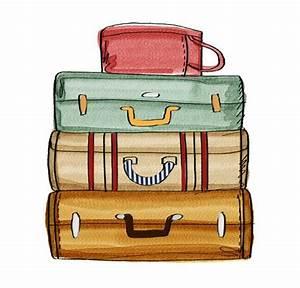 suitcases | New job | Pinterest