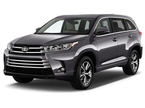 2019 Toyota Highlander by 2019 Toyota Highlander Review Release Date Hybrid