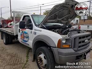 Used Parts 2005 Ford F450 Xl 6 0l Turbo Diesel