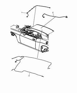 2015 Dodge Challenger Wiring Overhead