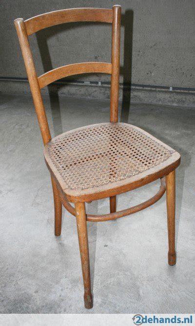 stoel met riet riet stoel perfect weens jaren stoel rietband geweven