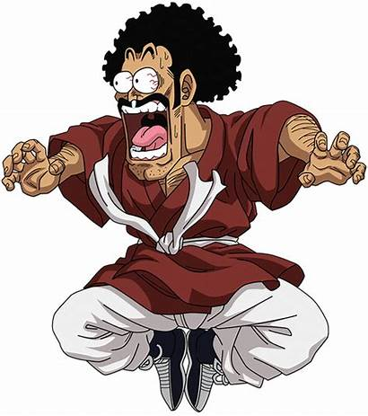 Satan Mr Dragon Ball Goku Deviantart Imagem
