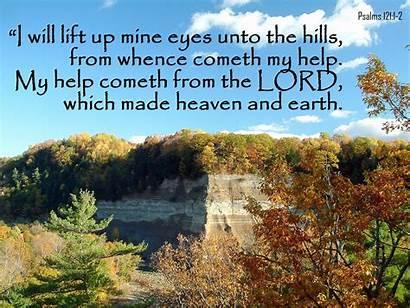 Psalm 121 Psalms Kjv Bible Verses Morning