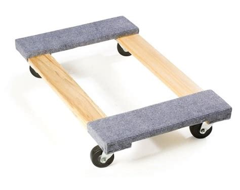wood build moving dolly  plans
