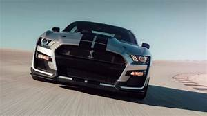 Most Powerful Street-Legal Ford in History: All-New Shelby GT500 is the Most Advanced Mustang ...