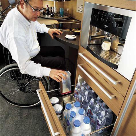 kitchen design for wheelchair user ergonomic italian kitchen design suitable for wheelchair 7935