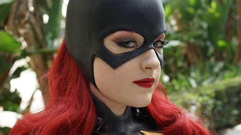 Cosplay Batgirl Nightwing Gettin Comfy Omega Level